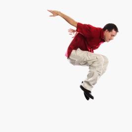 Fitness og sundhed hop