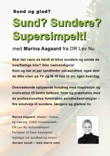 Sund_Sundere_Supersimpelt_foredrag_Marina_Aagaard