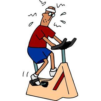Fitnesscenter motionstræning