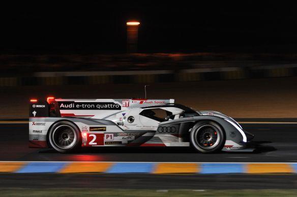Audi Motorsport Fitness