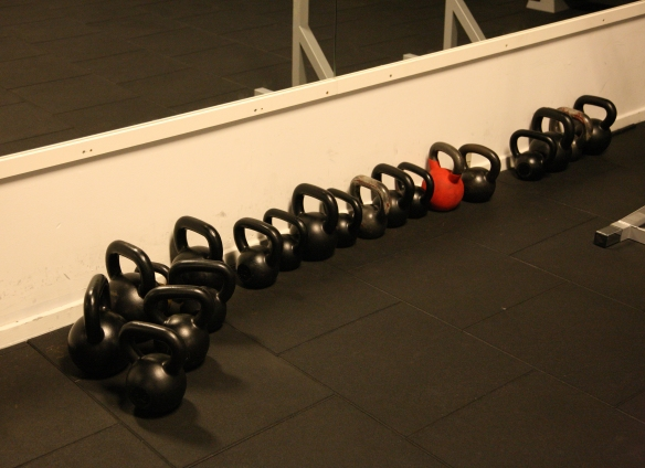 Fitness trends top 20 list and photo of kettlebells Photo Henrik Elstrup