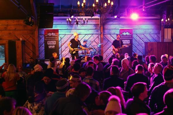 Ski Hotel Stöten afterski rockmusik for unge og voksne