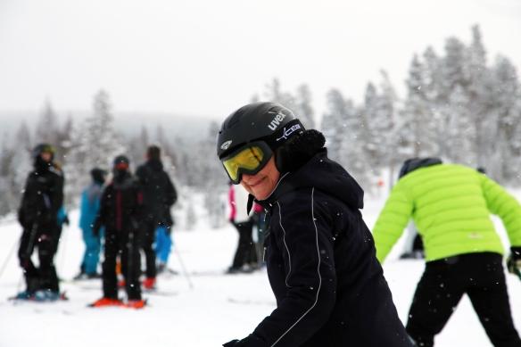 Stöten in Sälen one happy blogger about to ski