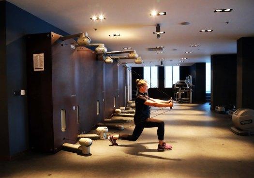 M Avala fitness kinesis