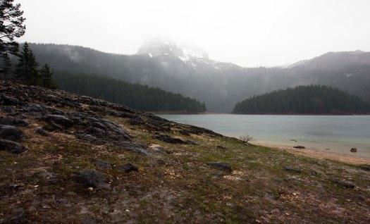 M Black lake Crno Jedarska