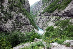 Montenegro Tara canyon Marina Aagaard fitness blog