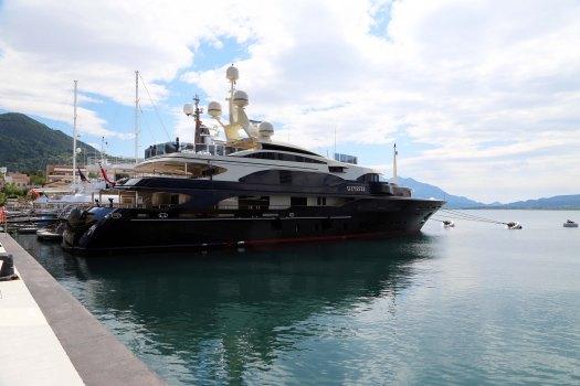 M Tivat mega yachts