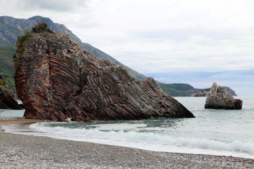 Montenegro klipper i vand