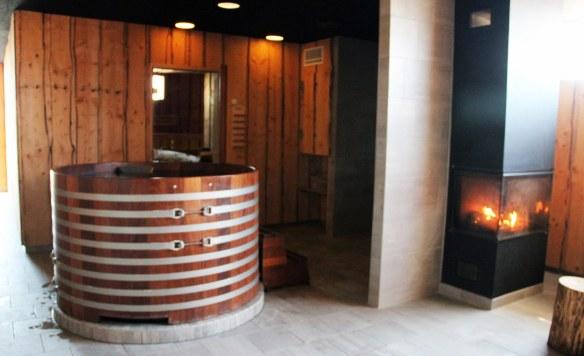 Sauna og iskoldt kar SPA Wellness Marina Aagaard Fitness blog