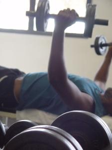 Vægttræning træningsteknik Marcel Aniceto