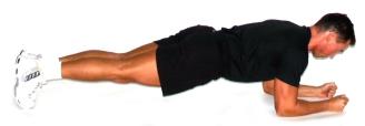 Planke_Muskeltraening