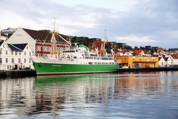 Stavanger city Marina Aagaard fitness blog
