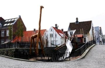 Stavanger_wooden_giraffe