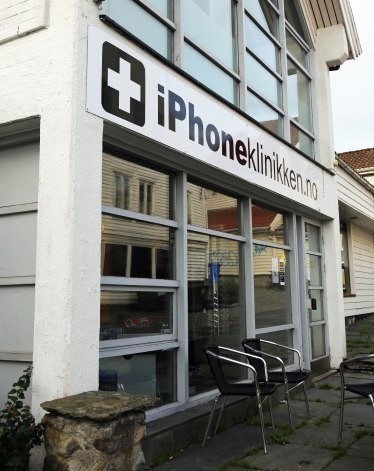 Stavanger iphone klinikken