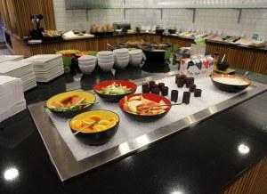 Stavanger Scandic hotel morgenbuffet total