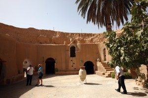 Tunesien berber hotel