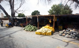 Tunesien Frugtsalg langs vejen