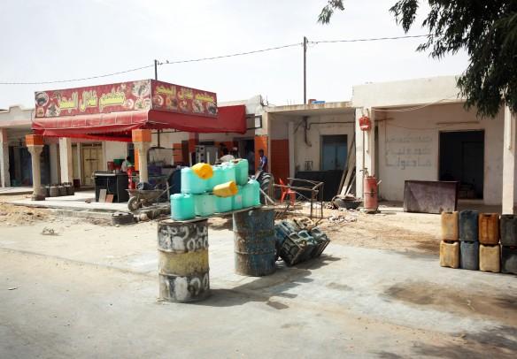 Tunesien oliesalg på vejen Marina Aagaard fitness blog