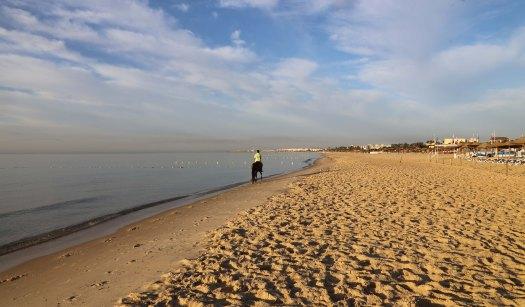 Tunesien Ridning på stranden Wellness Marina Aagaard fitness blog