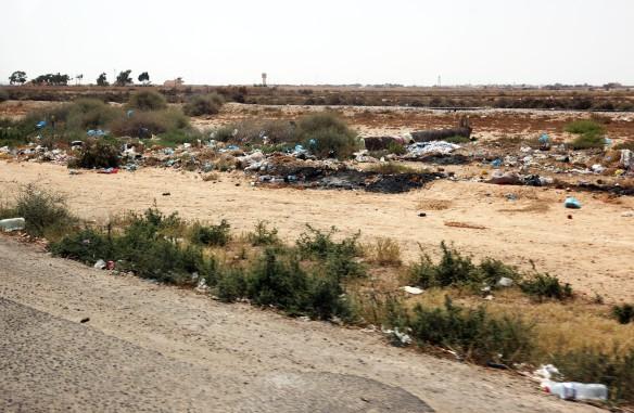 Tunesien skrald miljøsvineri Marina Aagaard fitness blog