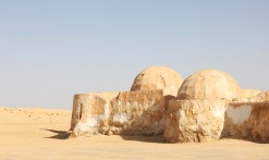 Tunesien Star Wars set side