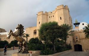Tunesien Yasmine Hammamet new Medina