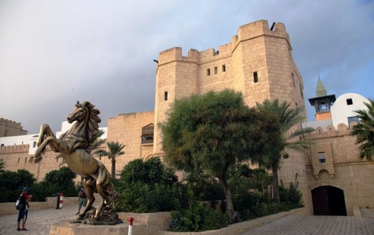 Tunesien_Yasmine_Hammamet_New_Medina
