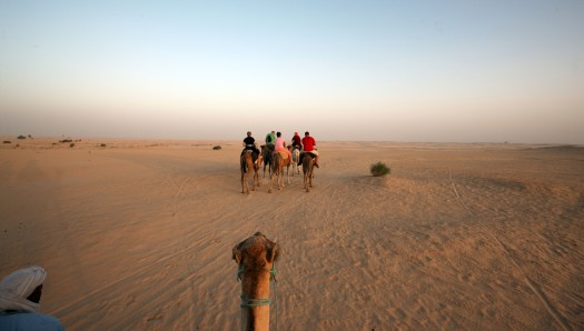 Tusien Sahara udsigt fra kamelen Marina Aagaard fitness blog