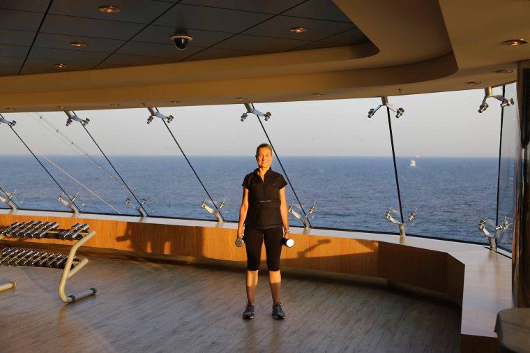 Baltic Cruise Træning på krydstogt Marina Aagaard fitness blog