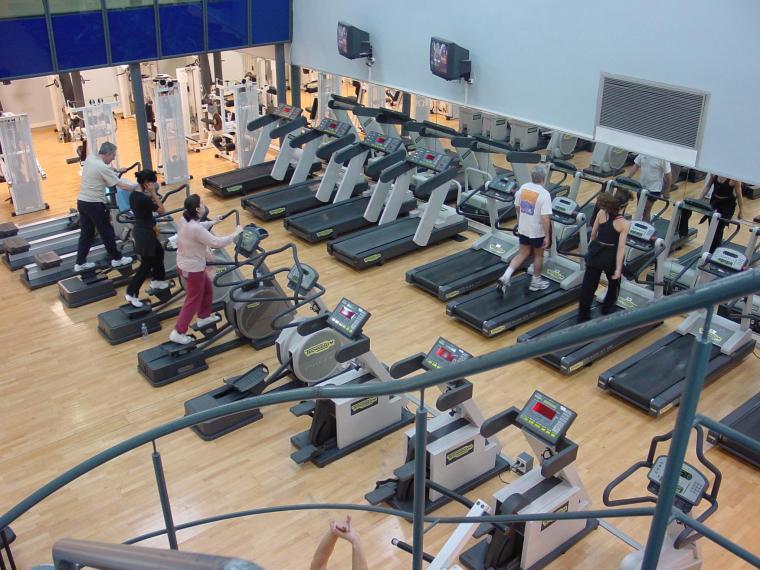 Cardiomaskiner Løbebånd Crosstrainer Technogym