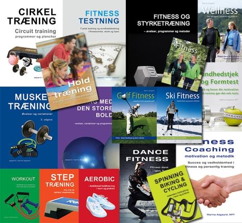 Fitness Træning Sundhed Bøger