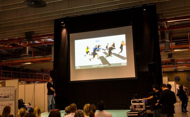 Fitness festival fit nu præsentation Marina Aagaard fitness blog