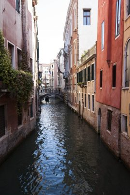 Venedig_Venice_Venezia_Canal_and_Bridge