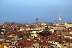 Venedig tårne skæve