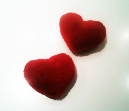 Hjerter og julehjerter og knus og kram Marina Aagaard Fitness blog