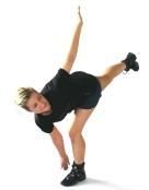 T_squat_med_torsorotation_kropsvaegttraening_Muskeltraening_bog