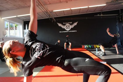 TACFIT_Danish_Legion_workshop_on_Marina_Aagaard_fitness_blog