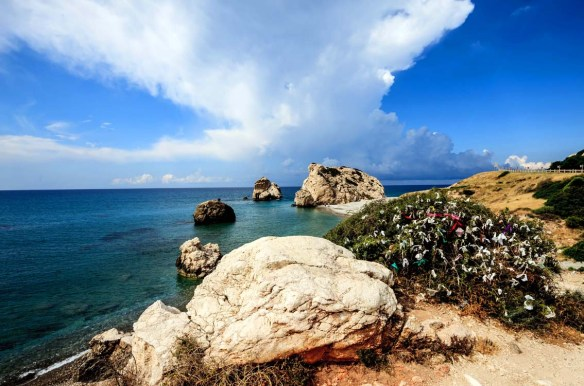 Aphrodites_rock_Cyprus_Marina_Aagaard_fitness_blog