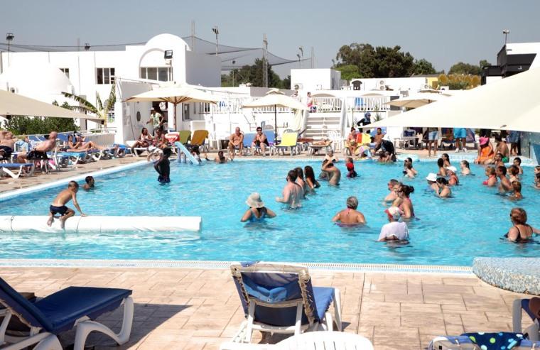 Tunesien vandaerobic w