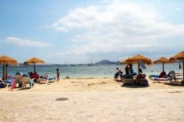 Port Pollenca Strand