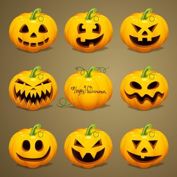 Halloween-Pumpkin-Smile-Vector