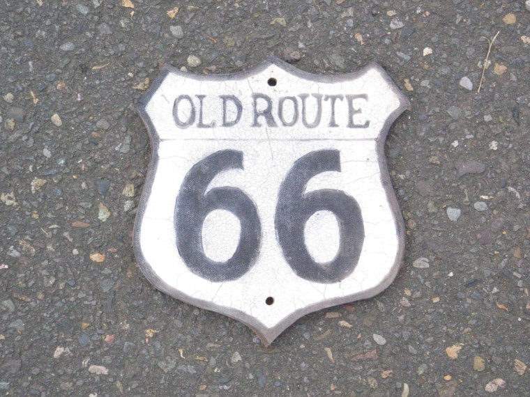 Trevor_Brady_Old_Route_66_Freeimages