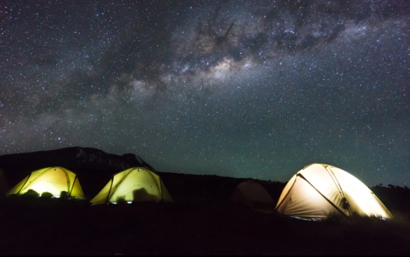 500px Photo ID: 133802373 - One of the most amazing views during the climb of mount Kilimanjaro was the night sky. You simply can't understand how many stars there are in the sky until you get to a completely dark location with no light pollution and wh