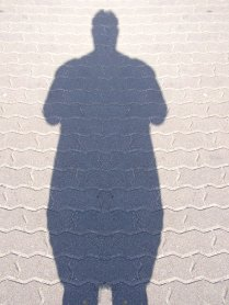 fat-shadow-man-Michal Zacharzewski