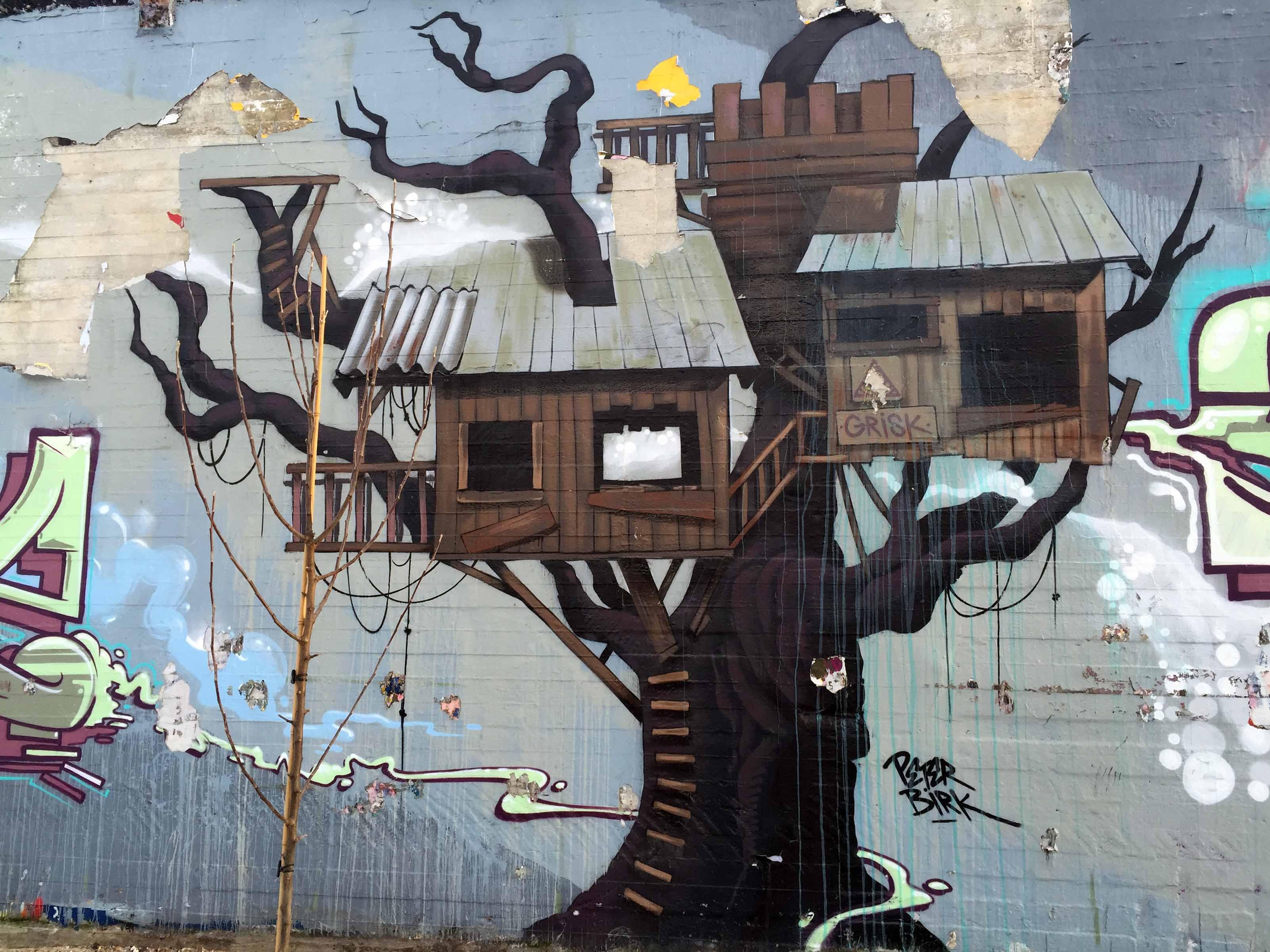 Graffiti wall training - Graffiti_peter_birk_bsann_grisk_full_w2013 Graffiti_peter_birk_tree_grisk_w2013