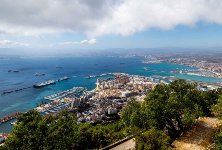 Gibraltar_Cable_Car_View_Marina_Aagaard_blog