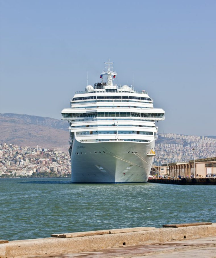 A Cruise Ship total 414X4456
