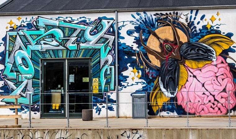Godsbanen_Graffiti_med_Hjerne_Marina_Aagaard_blog