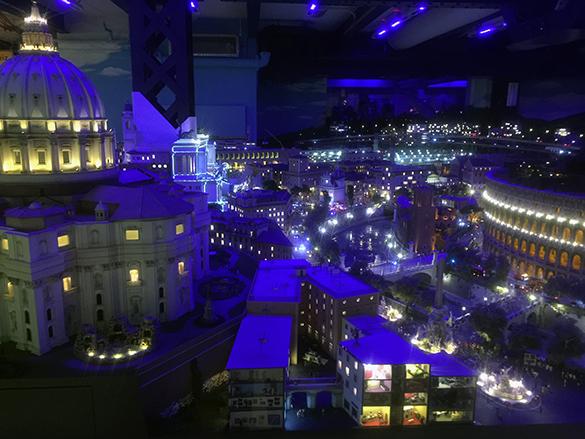 Rome_by_Night_Miniatur_Wunderland_Hamburg_Germany_Marina_Aagaard_blog