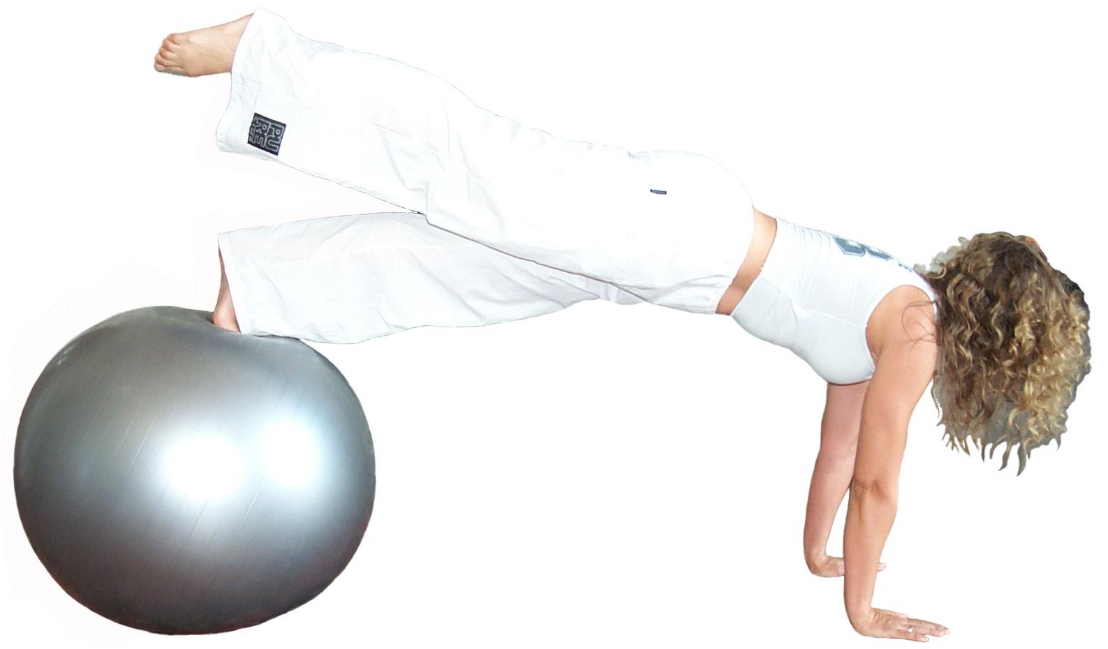 balanceøvelser på bold